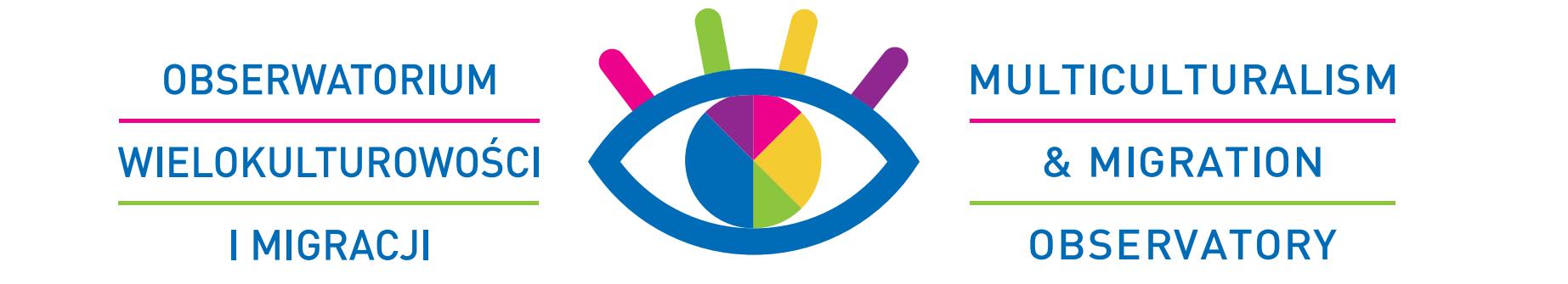Obserwatorium Wielokulturowości i Migracji Logo