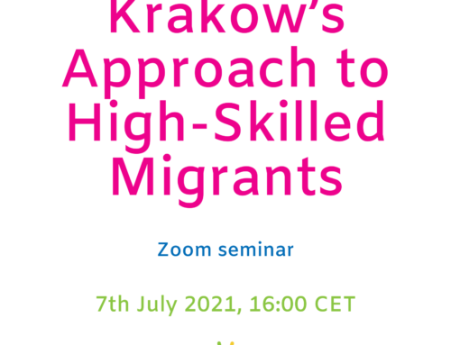 Krakow's Approach to High-Skilled Migrants – Zoom Seminar